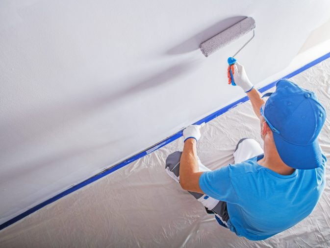 remodeling project painting redlands ca