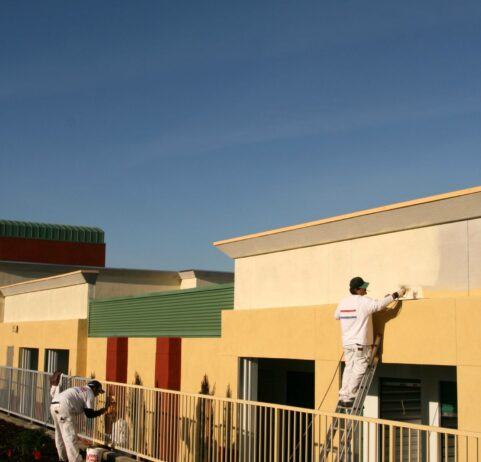 storefront painting redlands ca
