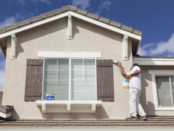 exterior trim painting redlands ca