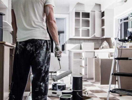 kitchen painting redlands ca