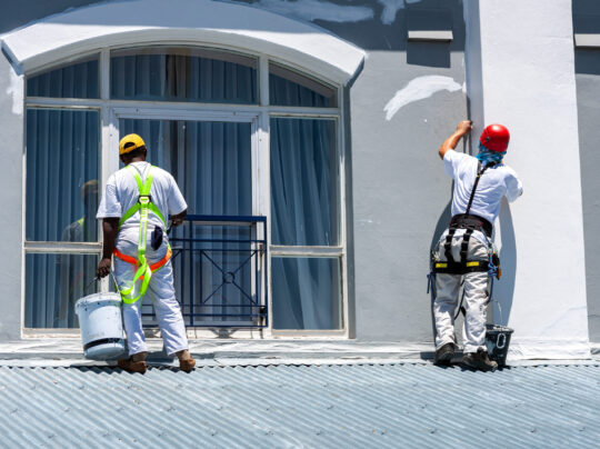 commercial exterior painting redlands ca