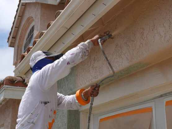 stacco painting Redlands ca